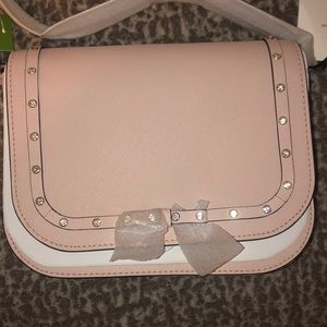 New jeweled kate spade purse